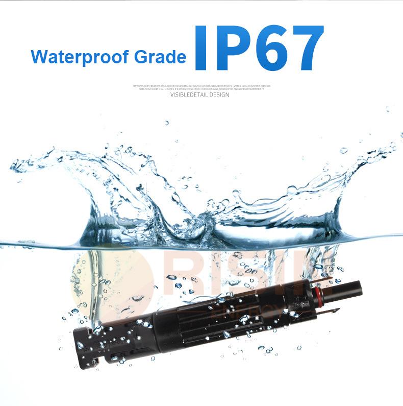 IP67 fuseMC4