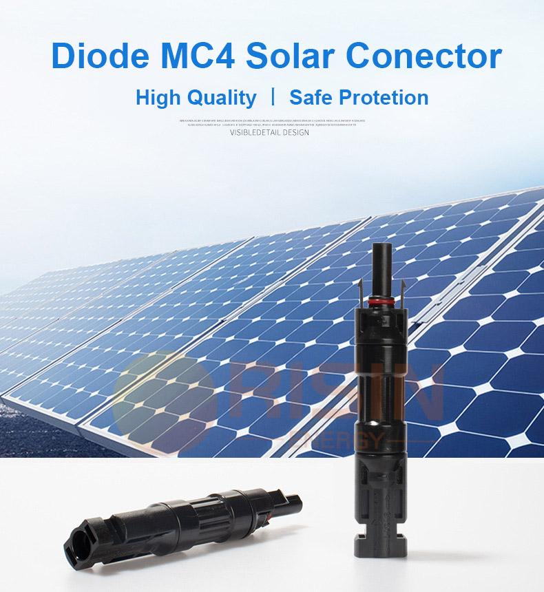 MC4 diode