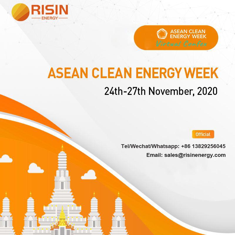 RISIN ASEAN CLEAN ENERGY WEEK