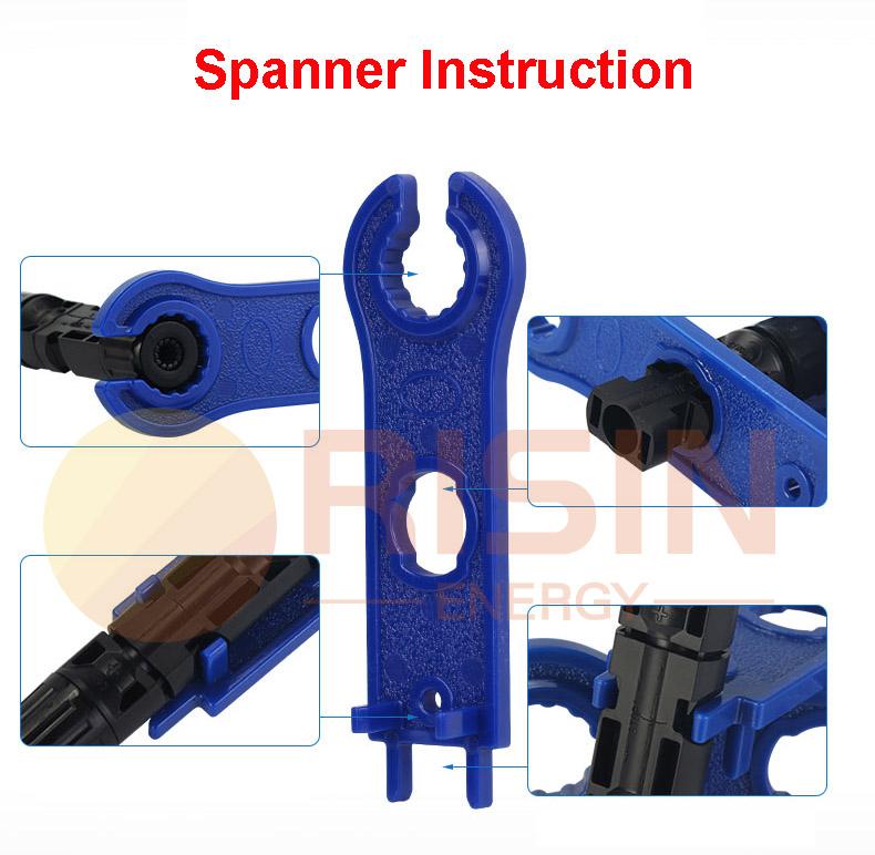 Spanner instruction