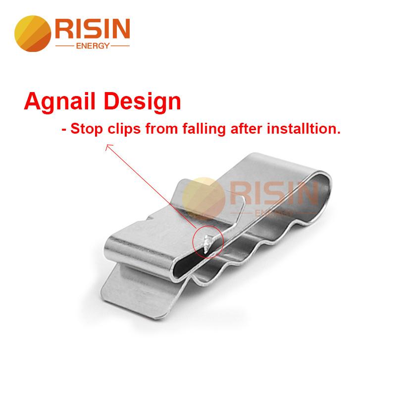 agnail design clips 4way