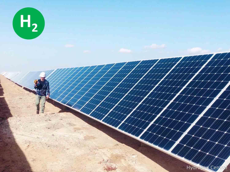 longi-green-hydrogen solar -market